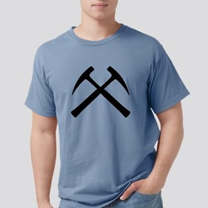 Crossed Rock Hammers T-Shirt