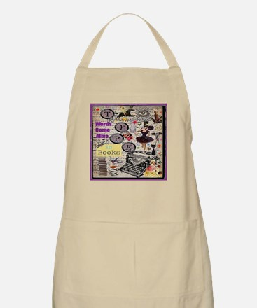 Words Come Alive Apron