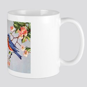 Eastern Bluebird Bird Mug