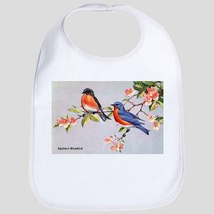 Eastern Bluebird Bird Bib