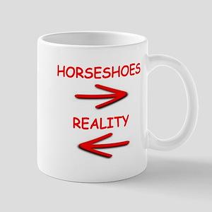 horseshoes Mugs