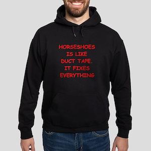 horseshoes Hoodie