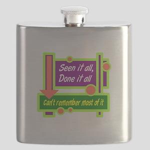 Seen It All Flask