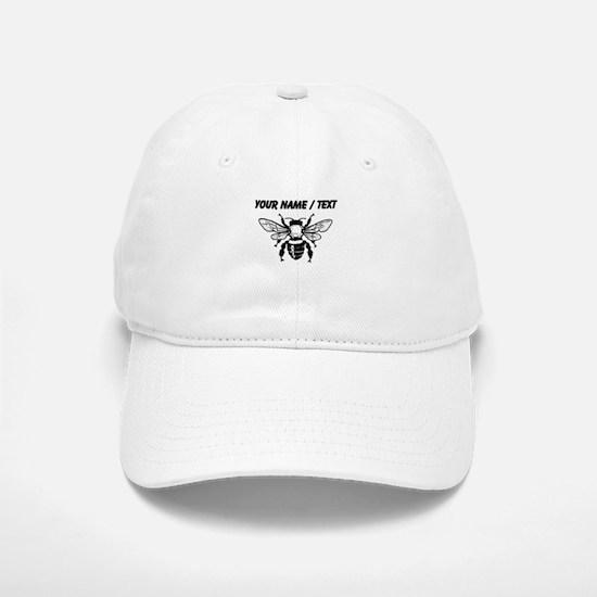 Custom Honey Bee Baseball Baseball Baseball Cap
