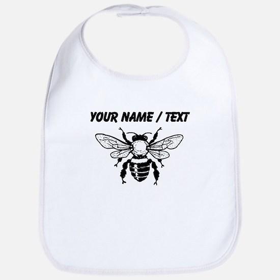Custom Honey Bee Bib