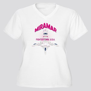 Miramar Plus Size T-Shirt