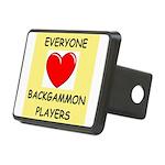 backgammon Hitch Cover