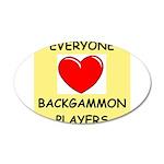 backgammon Wall Decal