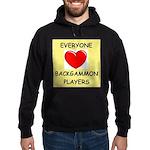 backgammon Hoodie