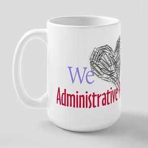 Administrative Professionals Large Mug