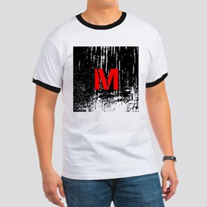 Industrial Style Monogram T-Shirt