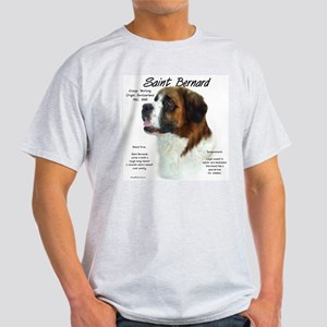 Saint Bernard (Rough) Light T-Shirt