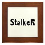 Stalker Framed Tile