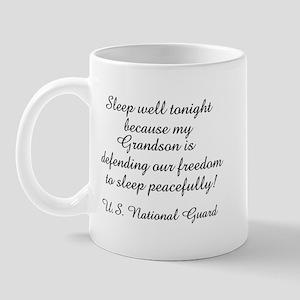 NG Grandpa Sleep Tight Grands Mug