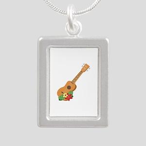 Ukulele Instrument Necklaces