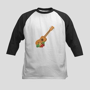 Ukulele Instrument Baseball Jersey