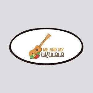 Me And My Ukulele Patches