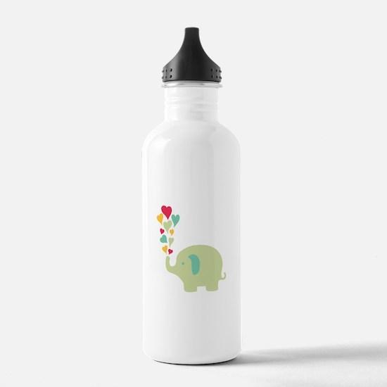 Baby Elephant Water Bottle