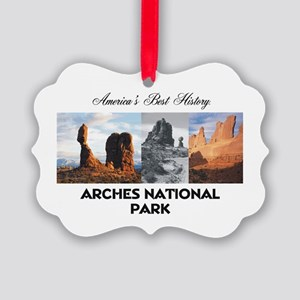 ABH Arches Picture Ornament