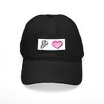 Screw Love Black Cap
