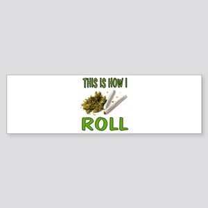 JOINTS Bumper Sticker