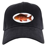 Cubera Snapper dark c Baseball Hat
