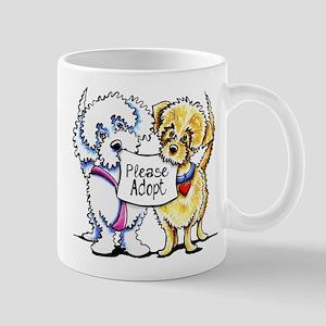 Mighty Mutts Adopt Mugs