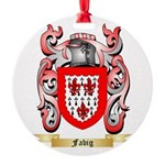 Fabig Round Ornament