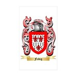 Fabig Sticker (Rectangle 50 pk)