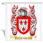 Fabig Shower Curtain