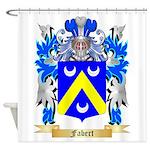 Fabert Shower Curtain