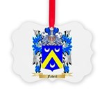 Fabert Picture Ornament