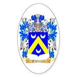 Fabbrucci Sticker (Oval 10 pk)