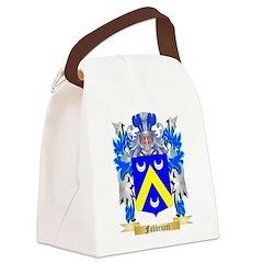 Fabbrucci Canvas Lunch Bag