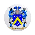 Fabbrin Ornament (Round)