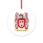 Fabbiano Ornament (Round)