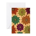 Color Me Floral Greeting Cards (Pk Of 10) Greeting