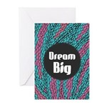 Dream Big Greeting Cards (Pk Of 10) Greeting Cards