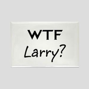 Larry Rectangle Magnet