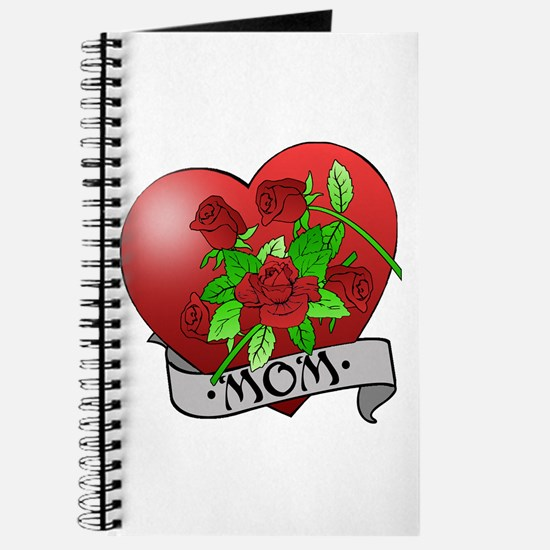 Mom Tattoo Mothers Day Journal