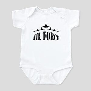 The Air Force Infant Bodysuit