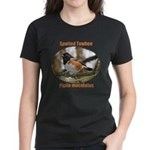 Spotted Towhee Women's Dark T-Shirt