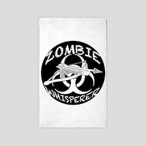 Zombie Whisperer 4ab 3'x5' Area Rug
