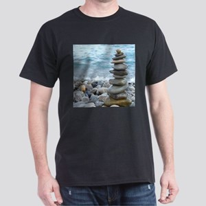 Zen Stone Tower T-Shirt