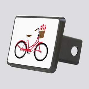 Bicycle Bike Flower Basket Sweet Ride Hitch Cover