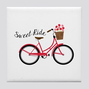 Sweet Ride Tile Coaster