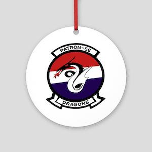 VP 56 Dragons Ornament (Round)