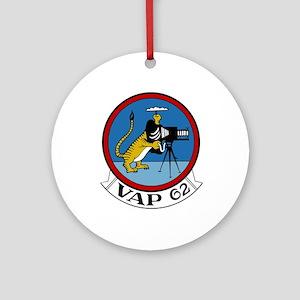 VAP 62 Tigers Ornament (Round)