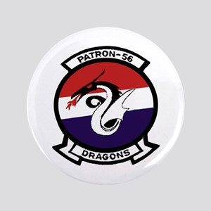 "VP 56 Dragons 3.5"" Button"