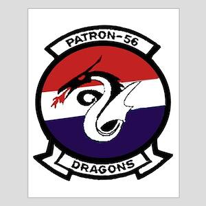 VP 56 Dragons Small Poster